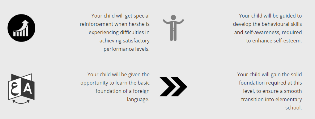Here is what your child will benefit