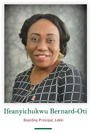 Ifeanyichukwu Bernard-Oti