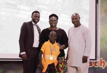 Abbey Fawaz wins full scholarship at GKFC 2018
