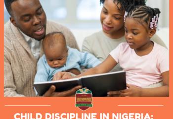 Child discipline in Nigeria
