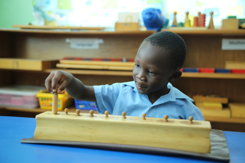 Early Child development in Nigeria