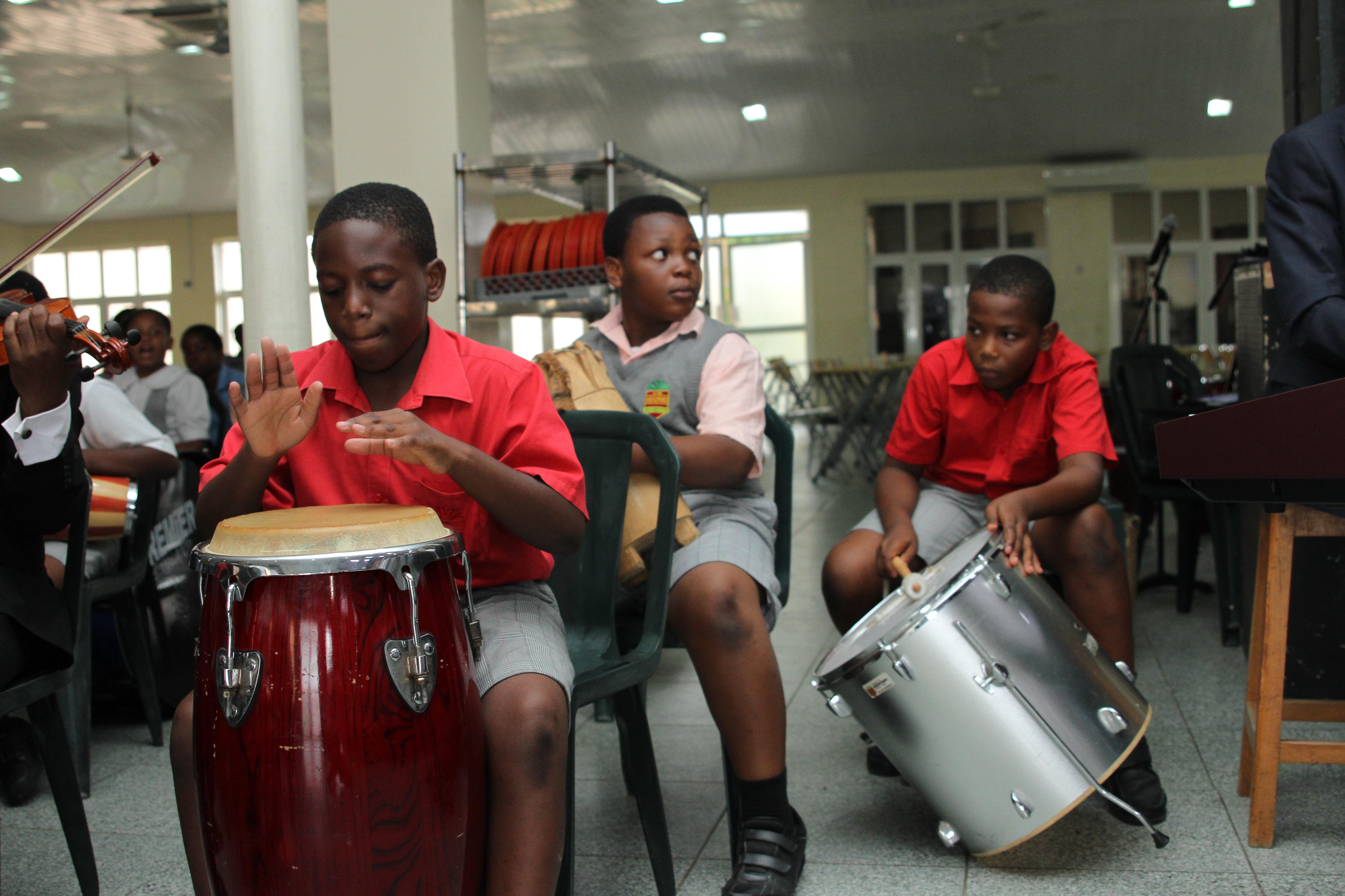 Music Greensprings School Lekki Campus