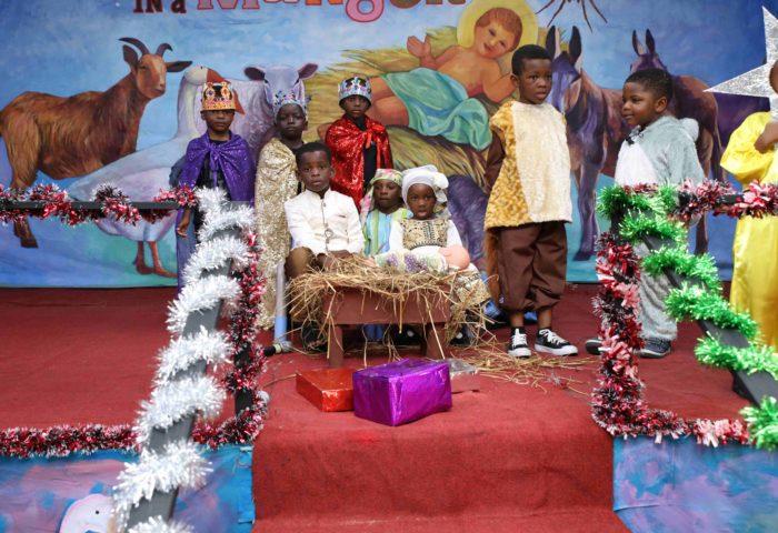 Preschool Lekki Christmas Show