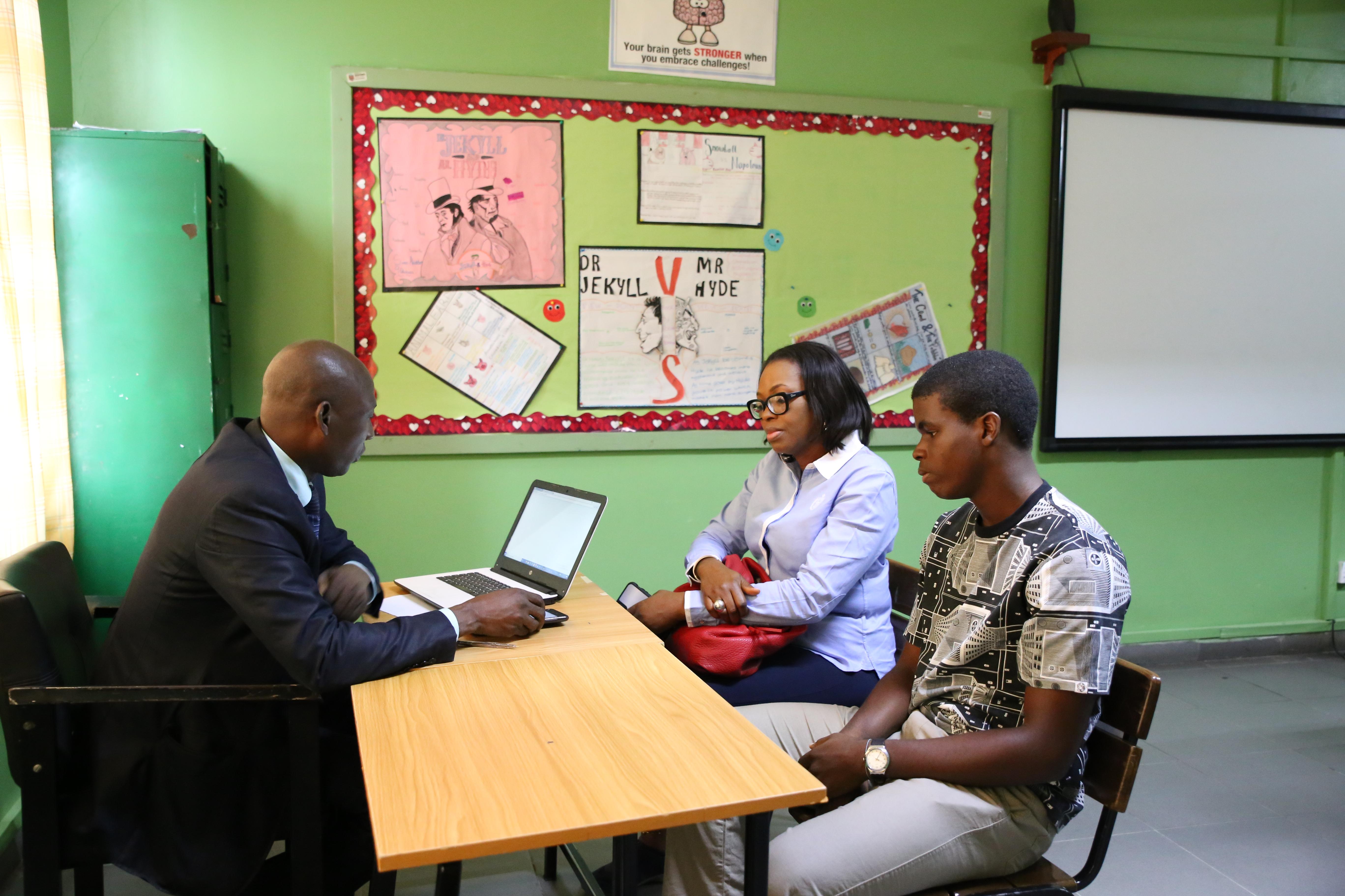 Academic support Greensprings School