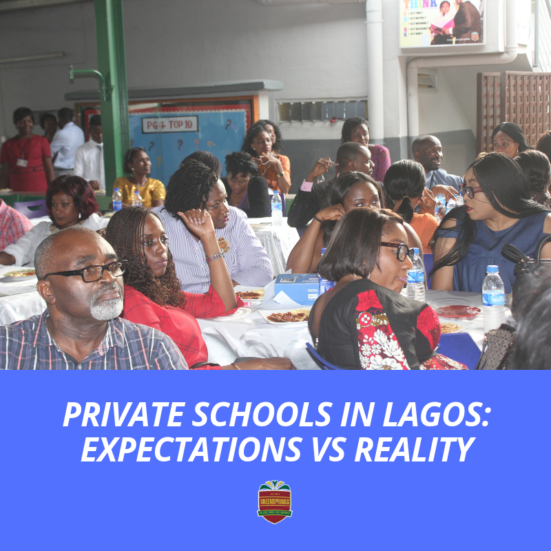 Private Schools in Lagos