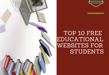 Top 10 Free Educational Website For Students.