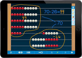 Number rack best math app for kids.