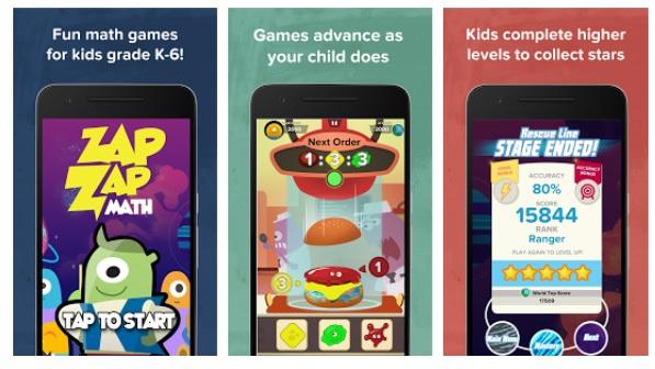 Best free math app for children