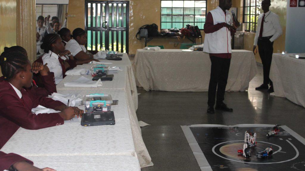 Junior Engineers 3 days intensive robotics training
