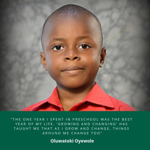 Oluwatoki Oyewole