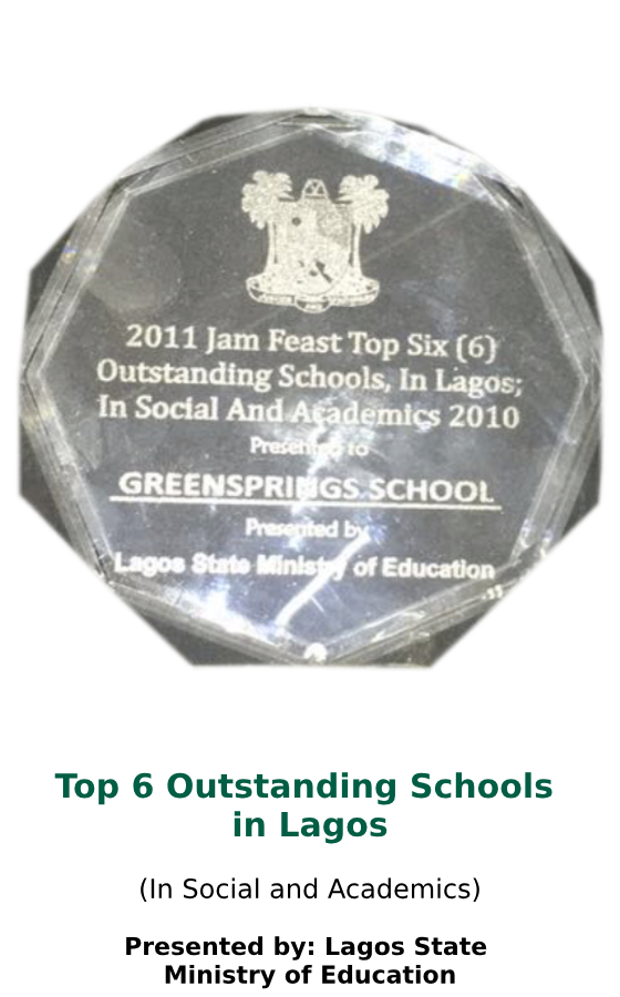 Top Outstanding School
