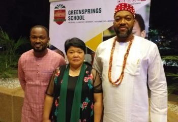 Greensprings Honours Abuja Parents