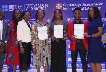 Cambridge award