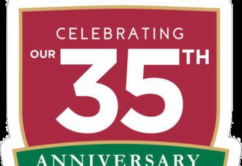 35 Anniversay Logo