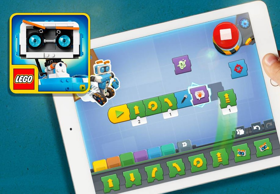 LEGO BOOST App