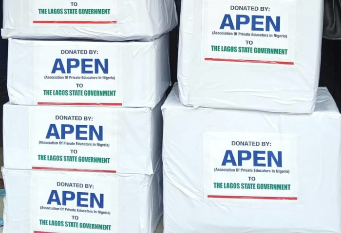 APEN Donation