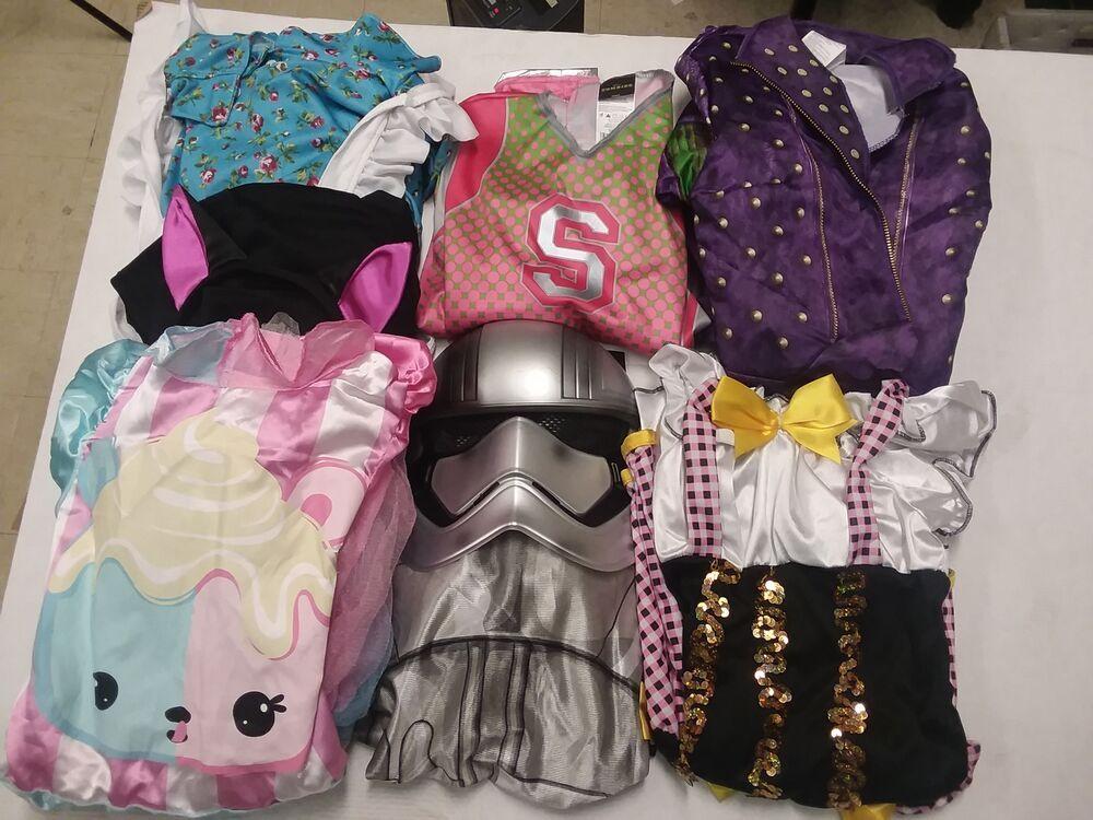 Dress-up Costume Box