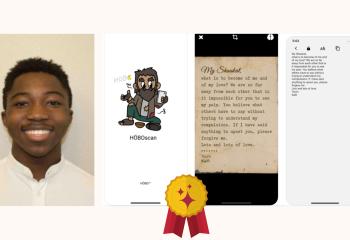 Oyebola Odukoya Hoboscan app