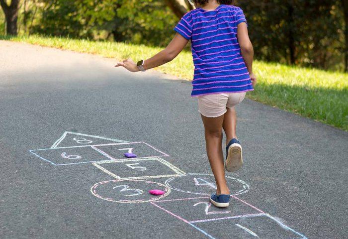 Gross Motor Activities for Kids
