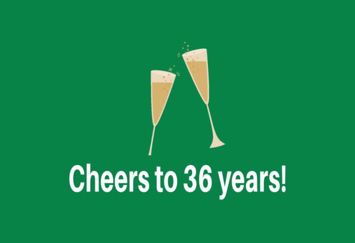 36 Anniversary