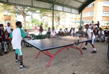 Lekki Table Tennis Competition