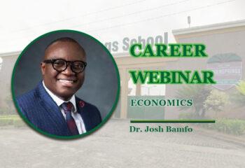 Career webinar economics